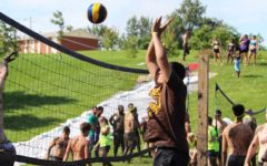 Western gets muddy to support Macomb Fire Department