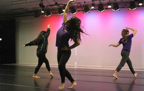 UDT hosts dance clinic