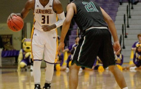 Leathernecks fall in overtime at home to Chicago State