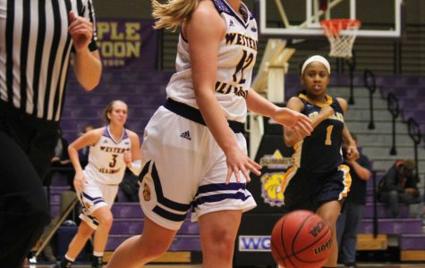 Women's hoops demolishes Graceland inside Western Hall