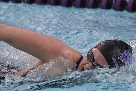 Western swimming is swept by Washington