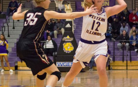 Blumer banks unbelievable shot, women fall to IUPUI