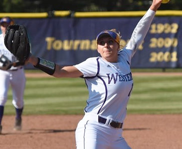 Western softball wins two games at Central Arkansas