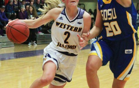 Blumer shoots her way into the record books