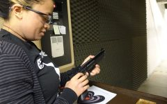 ROTC hosts Valentine's Day shoot
