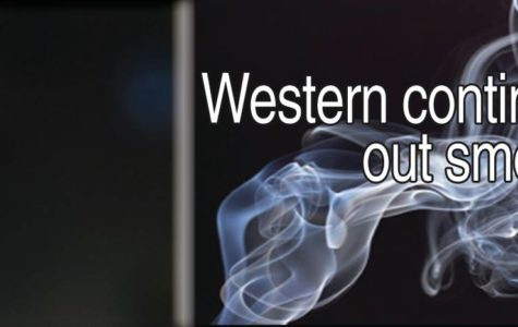 Western continues to snuff out smoking