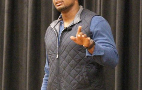 Michael Sam speaks out in University Union