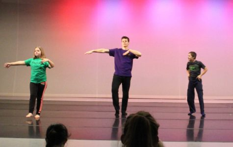 UDT hosts dance clinic for kids