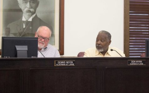 Council discusses ADA efforts