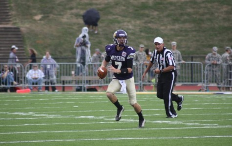 Leathernecks find footing