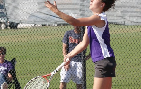 Unzicker's play stands out at Western tennis tourney