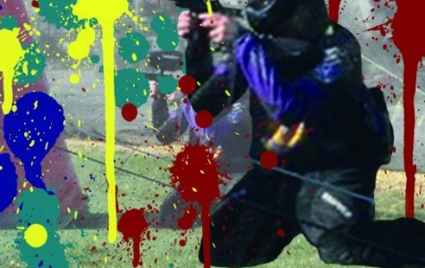 PAINTBALL HITS THE MARK