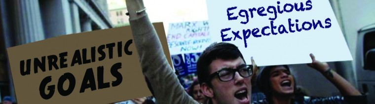Occupy Wall Street Protests - opinions by members of WIU campus