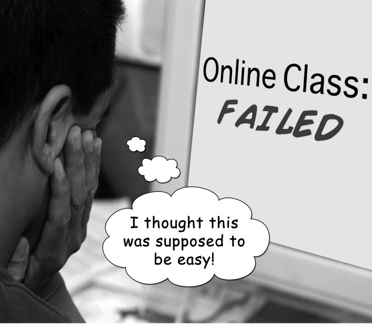 Skip online classes – Western Courier