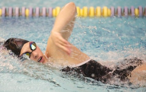 Pain equals to gain for swim team