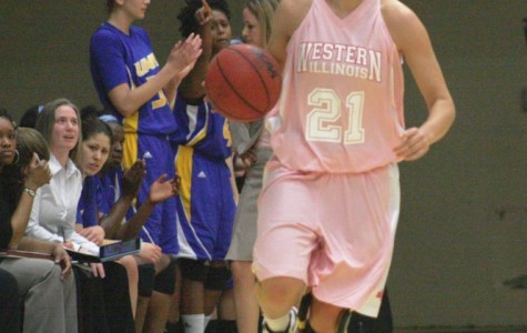 Euro-style player spices up Western women's floor play