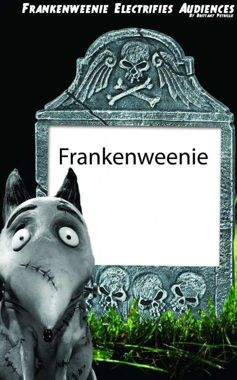 Frankenweenie Electrifies Audiences Western Courier