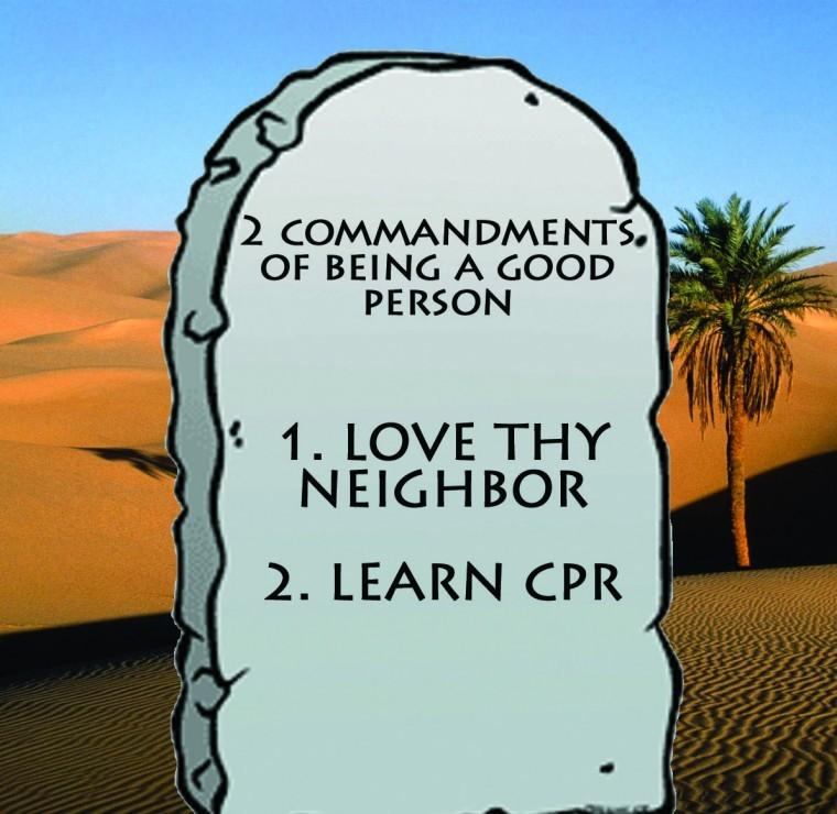 Learning CPR could save a life
