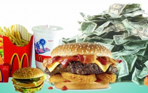 Fast food quickly hurts your health