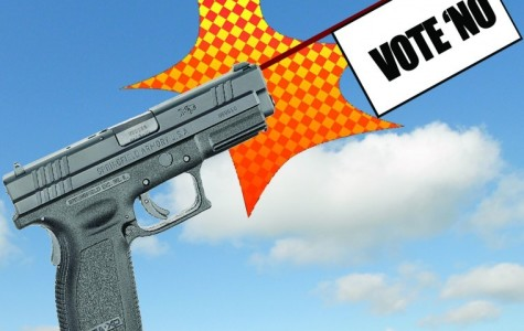 Vote 'no' for concealed carry