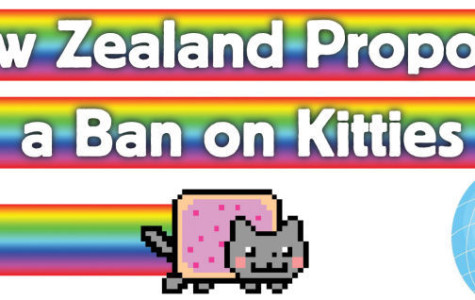 New Zealand Proposes a Ban on Kitties