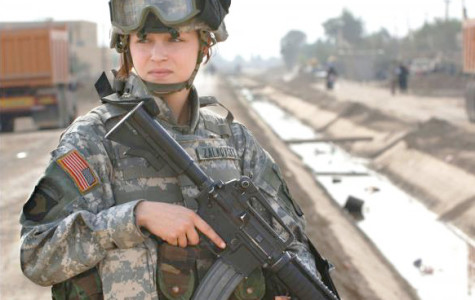 The reintroduction of women into combat