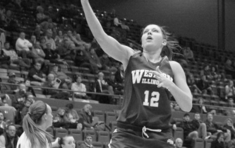 Rieger leaves Western with career high