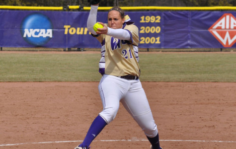 Softball drops two of three to Kansas City