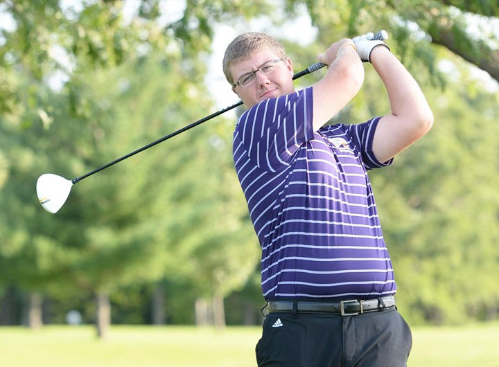 Davis excels on the course