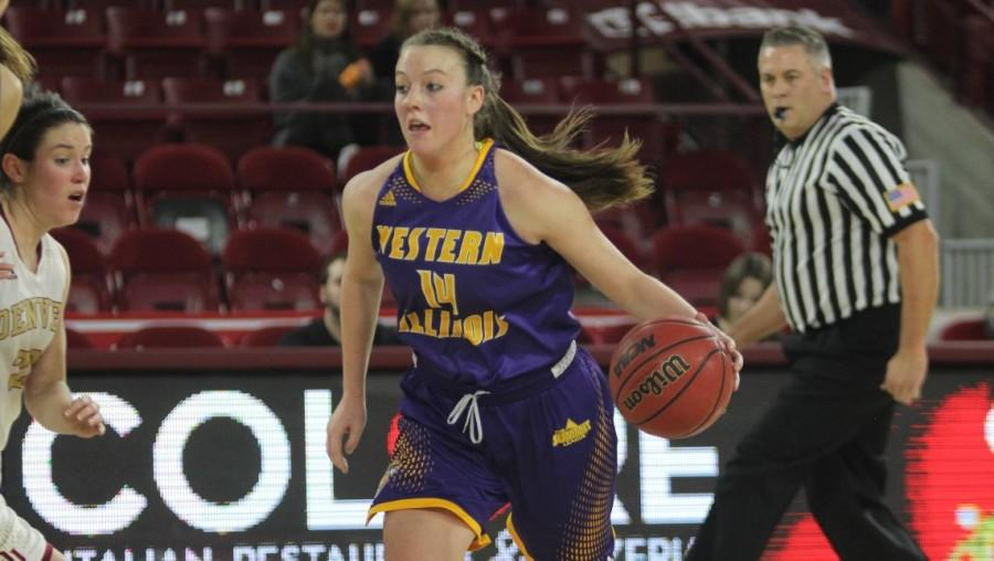 Maher claims 3-point record in 93-66 victory