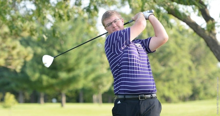 Men's golf competes at Hoosier Invite