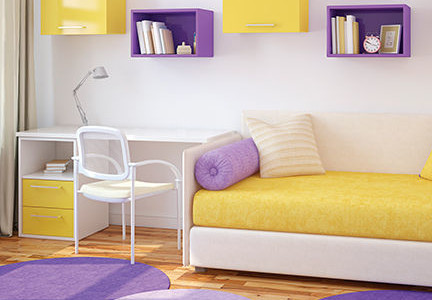 8 Ways to Bring Big Style to Small Spaces