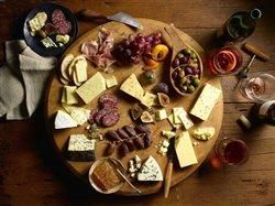 Create the perfect cheese board in 4 easy steps