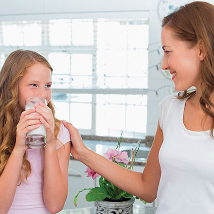 Moms Choose Milk for Healthy Kids