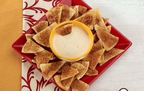 A Sweet Idea For Chips And Dip