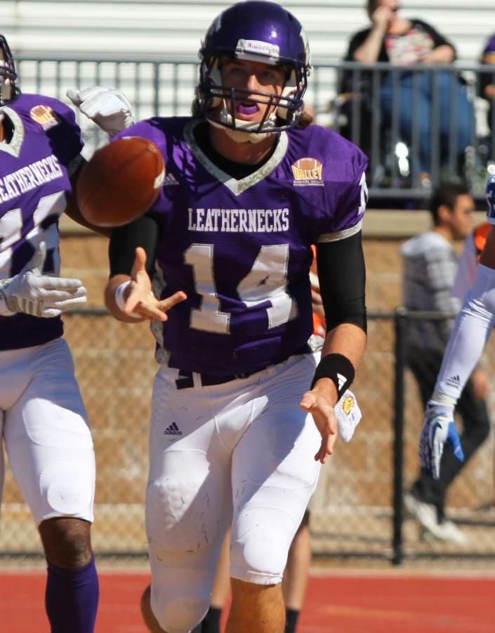 Experience at quarterback: a huge plus
