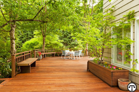 Three Easy Steps to Creating the Outdoor Space of Your Dreams.
