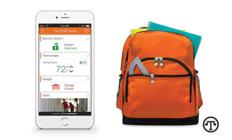 Smart Home Technology Banishes Back-To-School Anxieties