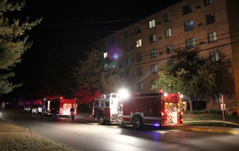 Apartment fire displaces 20