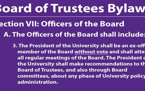 Trustees meeting infringes bylaws