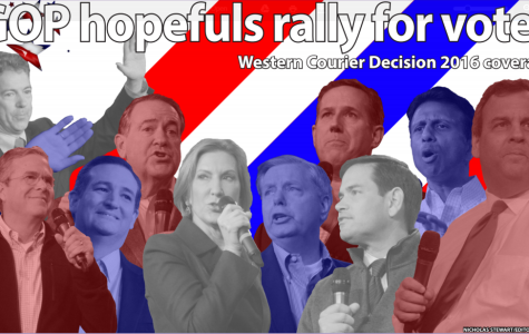GOP hopefuls rally for votes
