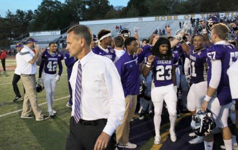 Football head coach Bob Nielson resigns