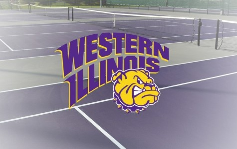 Western axes men's tennis