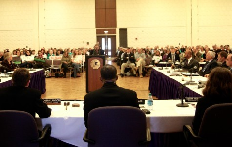 BOT votes in favor of faculty reductions