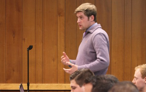 SGA votes against printing restrictions