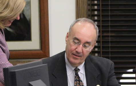 Alderman finishes his service on Council