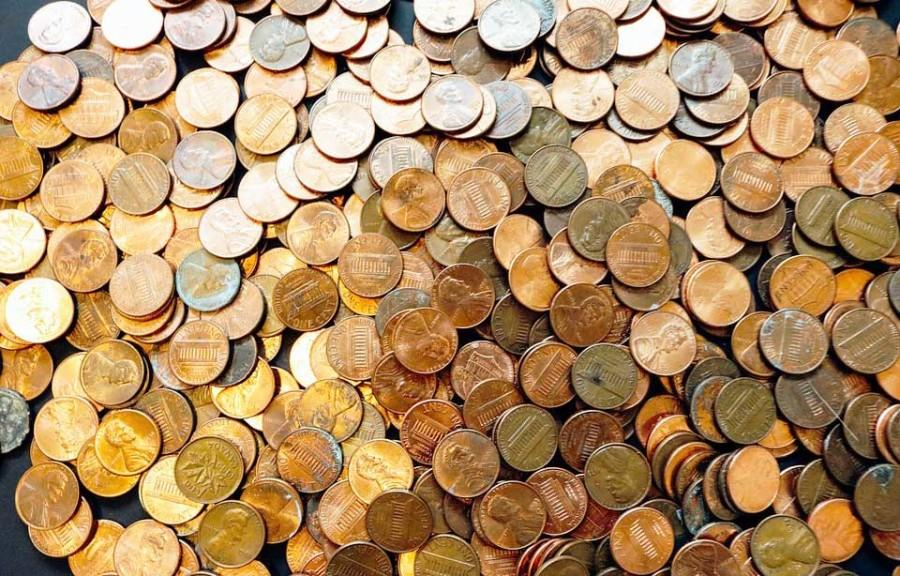 Pennies worth the price? – Western Courier