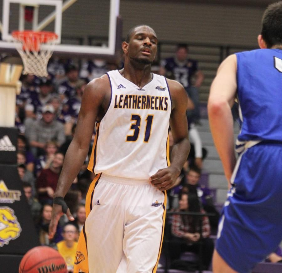 The Leathernecks were eliminated from the Summit League Tournament before Thursday' game started.