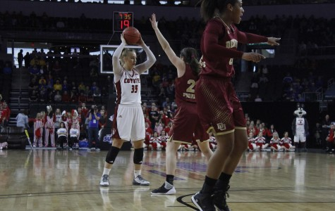 Top-seeded Coyotes take down Denver in tournament opener