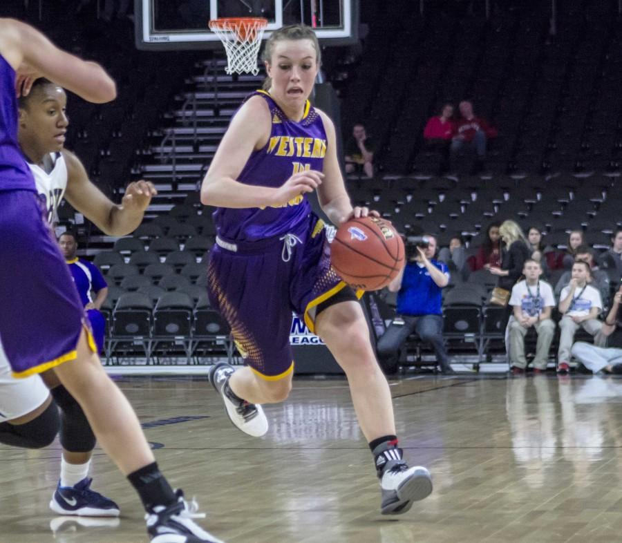 Michelle Maher and the Leathernecks earned a victory in the WBI.